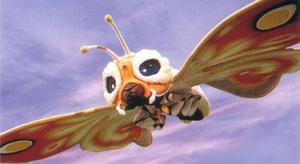 Fairy Mothra Rebirth of Mothra 3