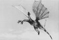 GT3HM - King Ghidorah in the Air
