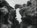 Godzilla Raids Again - 2 - Godzilla reaching for Angilas