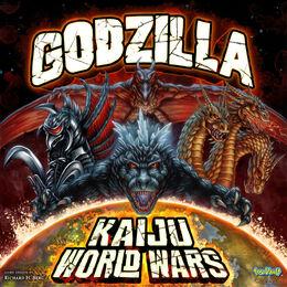 Godzilla kaiju wars