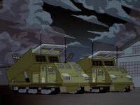 Godzilla the Series-M270 MRLS