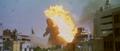 Godzilla vs. Megaguirus - Griffon commits suicide