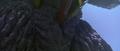 Godzilla vs. Megaguirus - Megaguirus stings Godzilla