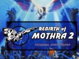 Rebirth of Mothra II (Soundtrack)