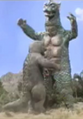 All Monsters Attack 6 - Gabara and Minilla