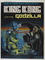 Godzilla Movie Posters - King Kong vs. Godzilla -French-