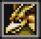 Gojira Kaiju Dairantou Advance - Character Icons - Rodan