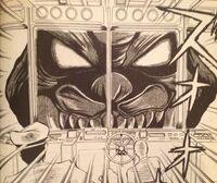 Godzilla appears!