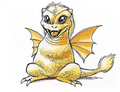 Concept Art - Godzilla vs. King Ghidorah - Dorat 4