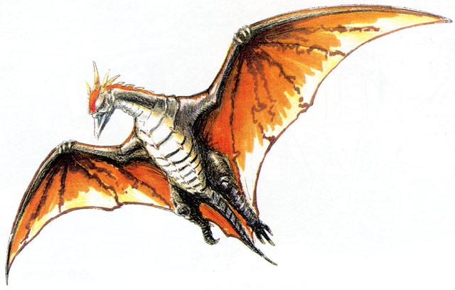 File:Concept Art - Godzilla vs. MechaGodzilla 2 - Rodan 6.png