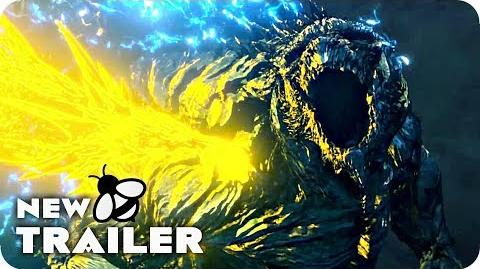 Godzilla The Planet Eater Trailer (2018) Godzilla Anime Movie-0