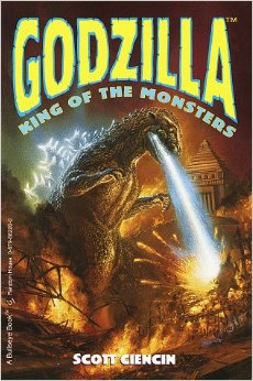 Godzilla - King of the Monsters (book)