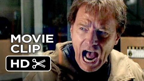 Godzilla Movie CLIP - I Deserve Answers (2014) - Bryan Cranston, Gareth Edwards Movie HD