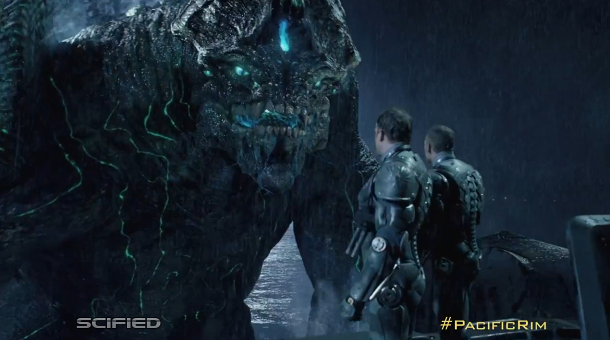 Pacific Rim Kaiju Featurette 21