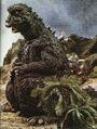 SOG - Sitting Godzilla