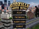 Godzilla: Monster Mayhem (Fighting Application)