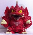 Bandai Godzilla Chibi Figures - Destoroyah