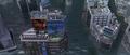 Godzilla vs. Megaguirus - This part of Tokyo is underwater