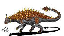 Neo Daikaiju ANGUIRUS by Dino master