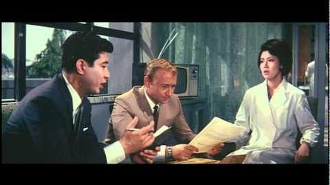 Frankenstein vs. Baragon (1965) - Trailer 2