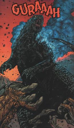 GodzillaAftershock Victory