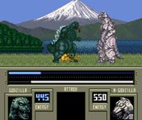 SUPer Godzilla Blood