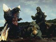 Godzilla Spacegodzilla Baby