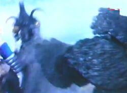 Godzilla trifft Megalon