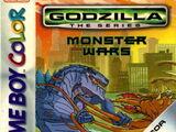 Godzilla The Series: Monster Wars