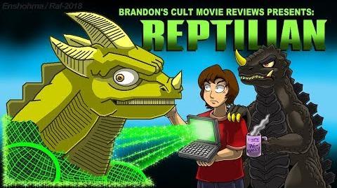 Brandon's Cult Movie Reviews REPTILIAN