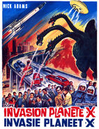 Godzilla 6-Befehl aus dem Dunkel 5
