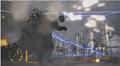 Godzilla VS Maser Tanks