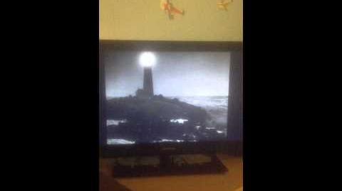 The beast from 20,000 fathoms (1953) lighthouse scene