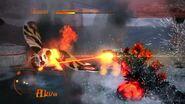 Godzilla the game Burning Godzilla vs Mothra
