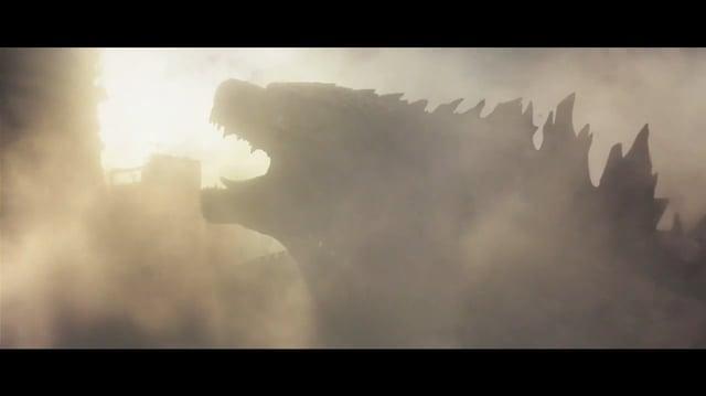 Godzilla San Diego Comic Con 2012 Trailer