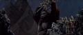 King Kong vs. Godzilla - 18 - King Kong Throws Stuff