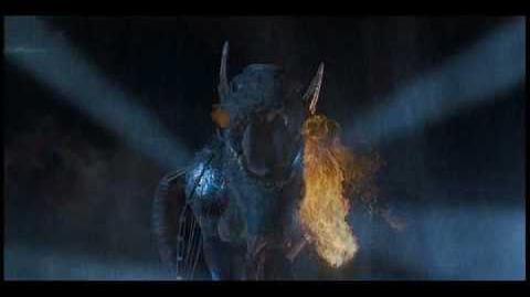Alternate ending to Godzilla 1998