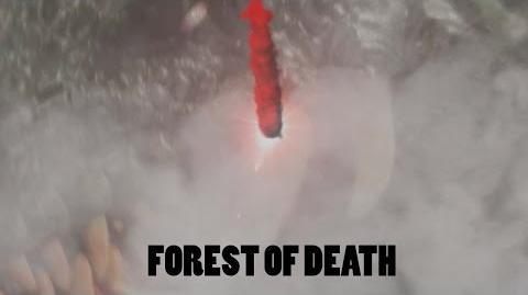 Forest of Death Godzilla vs. Biollante