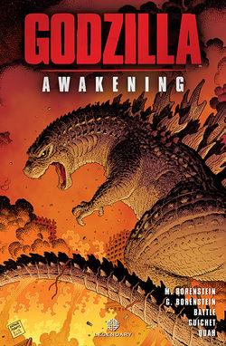 Godzilla Awakening Poster
