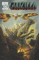 Godzilla Cataclysm Issue 4 CVR SUB