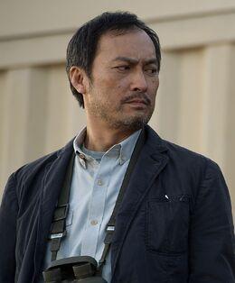 Ishiro Serizawa Profile