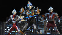 Ultraman C the Movie