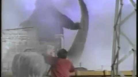 Konica Godzilla Ad