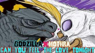 Godzilla X Mothra - Can You Feel The Love Tonight 3