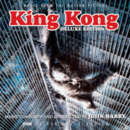 King Kong 1976 Soundtrack