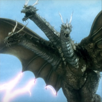 Kaiju Guide King Ghidorah