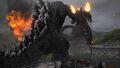 PS4 Godzilla vs. SpaceGodzilla