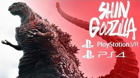 Shin Godzilla (PS4) - VR Demo