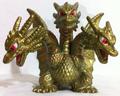 Bandai Godzilla Chibi Figures - King Ghidorah