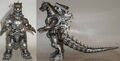 Bandai Japan 2002 Movie Monster Series - MechaGodzilla 2002
